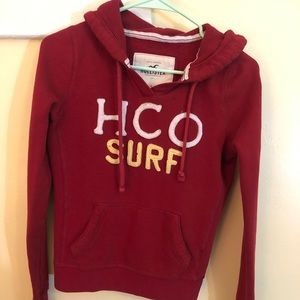 Hollister warm and cozy hoodie